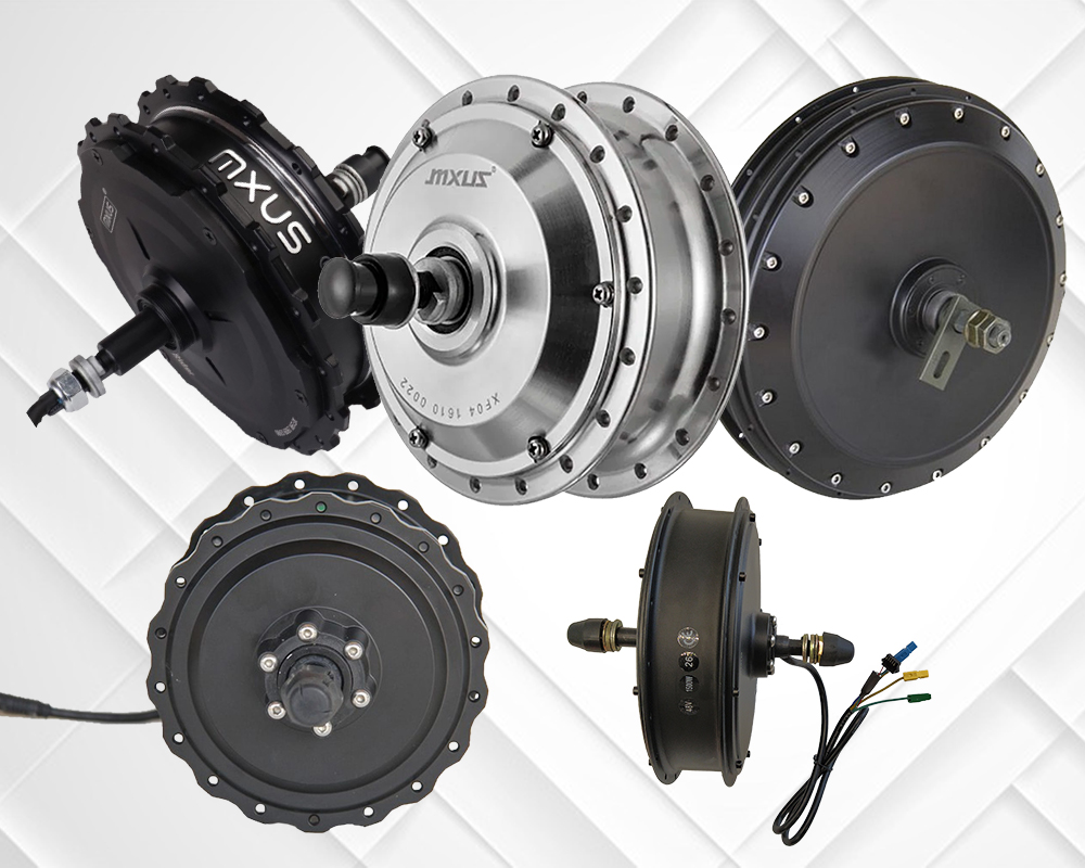 Яке мотор-колесо краще, з прямим приводом або редукторне?