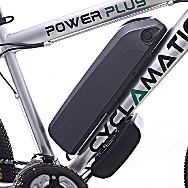Boston Swing 48V 10,6Ah літій-іонний акумулятор на раму електровелосипеда