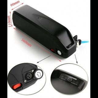LiFePo4 48V 6Ah літій-ферум-фосфатний акумулятор для електровелосипеда