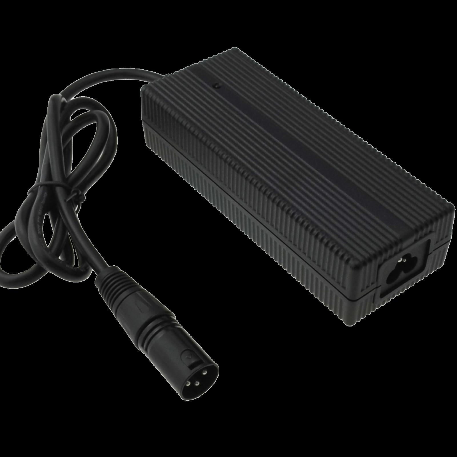 Зарядний пристрій 36/48В 2А для свинцево-кислотних акумуляторів