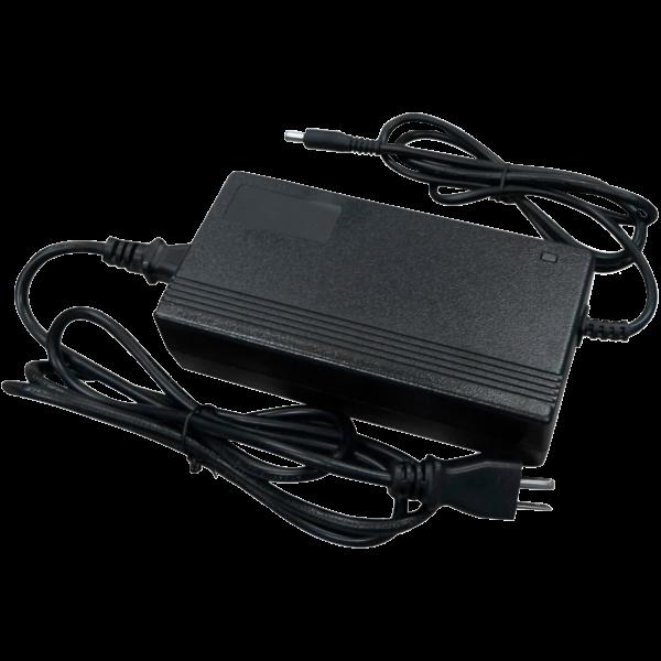 Зарядное устройство 24В / 36В / 48В 2А для литий-ионных аккумуляторов