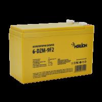 6-DZM-9 12V 9Ah тяговый свинцово-кислотный аккумулятор для электровелосипеда