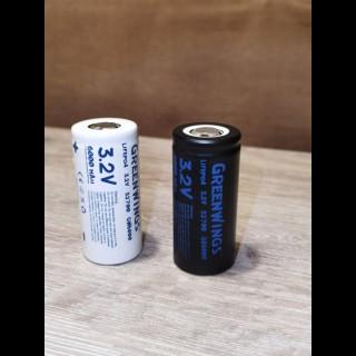 Литий-железо-фосфатный аккумулятор для электровелосипеда 48V 18Ah LiFePo4 GreenWings