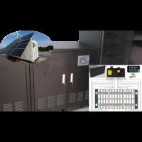Литий-железо-фосфатный аккумулятор для солнечных панелей 48V 500Ah LiFepo4