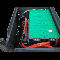 Литий-железо-фосфатный аккумулятор для электро-транспорта 72V 100Ah LiFepo4