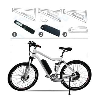 Panasonic 36V 9Ah / 14Ah HL літій-іонний акумулятор для електровелосипеда