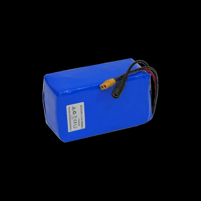 Акумулятор для електровелосипеда 48V 5,3Ah Liion Boston Swing