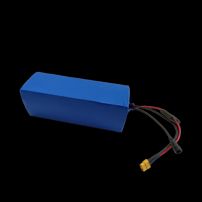 Литий-железо-фосфатный аккумулятор для электровелосипеда 36V 6Ah LiFePo4 GreenWings