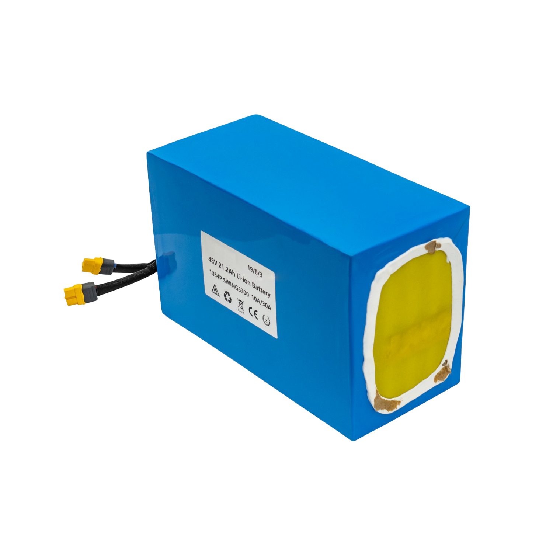 Литий-ионный аккумулятор для электровелосипеда 48V 21,2Ah Boston Swing