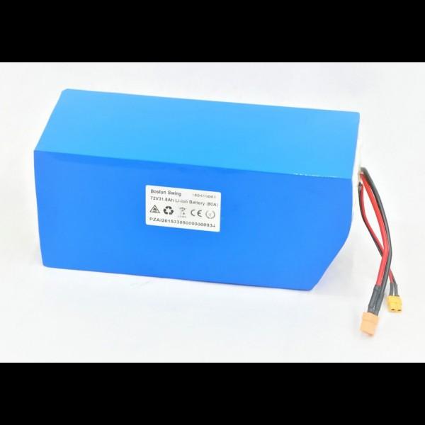 Boston Swing 72V 31,8Ah Smart BT літій-іонний акумулятор для електровелосипеда