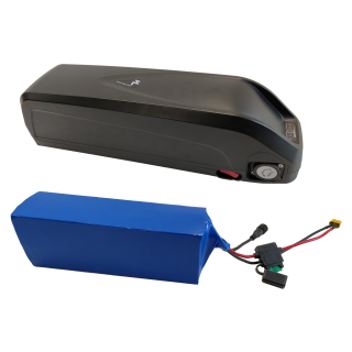 Литий-ионный аккумулятор для электровелосипеда 48V 13,8Ah GreenWings