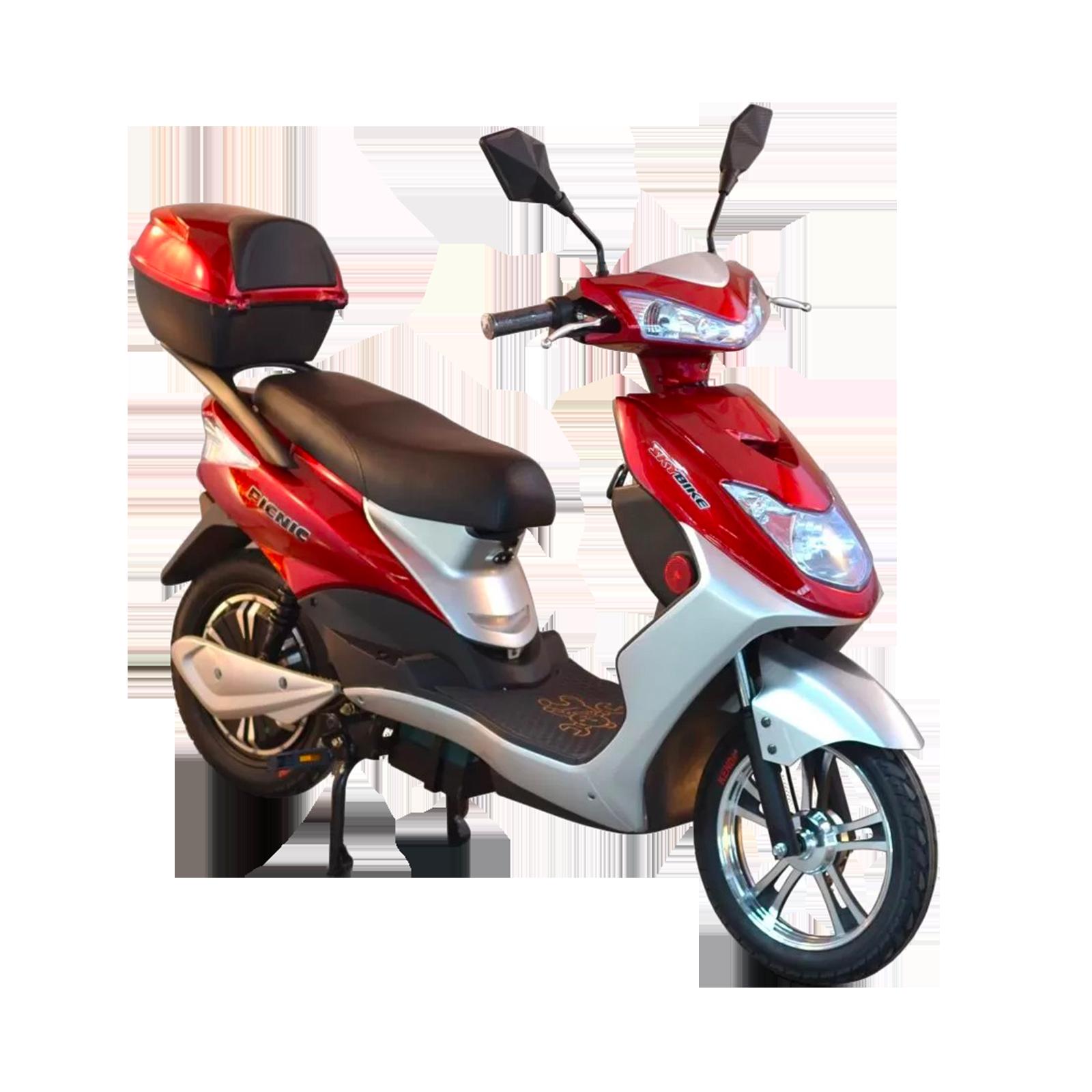 Picnic 48V 500W електровелосипед