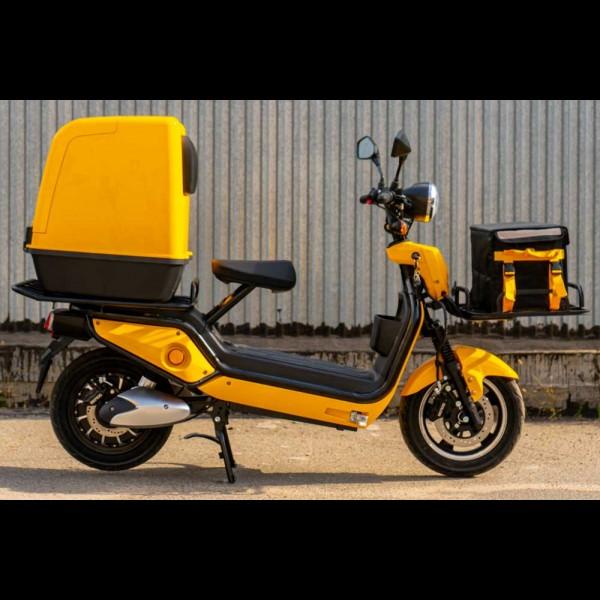 CityCat Delivery 72V 1500W электроскутер для доставки