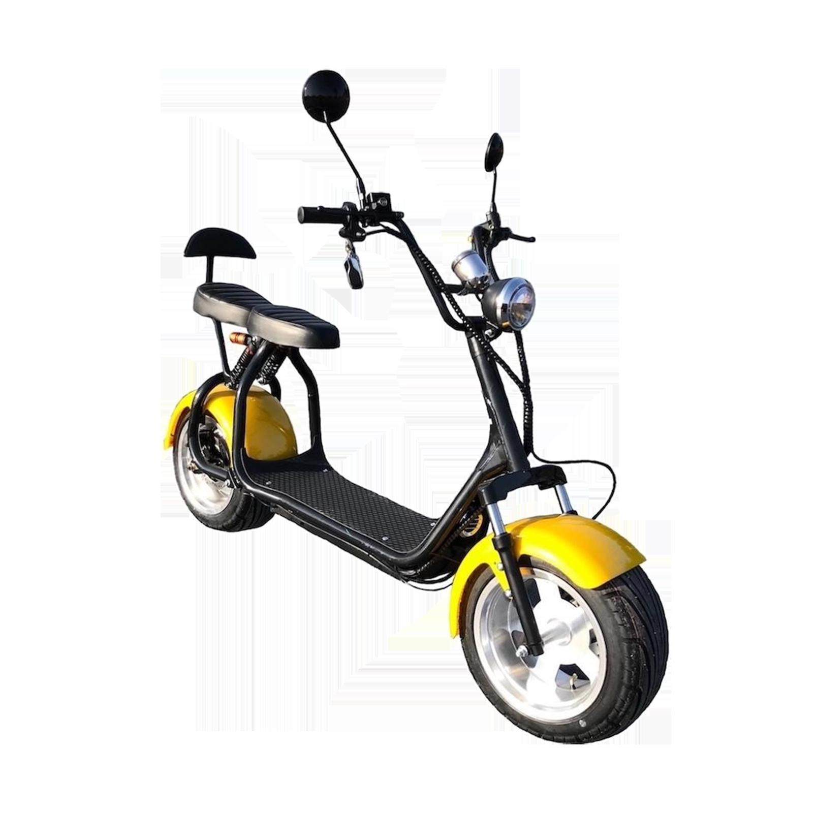CityCoco Ride 60V 1000W електроскутер