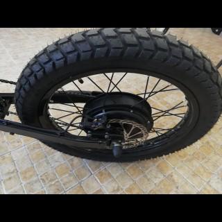 Enduro Adrenalin 72V 3000W електровелосипед