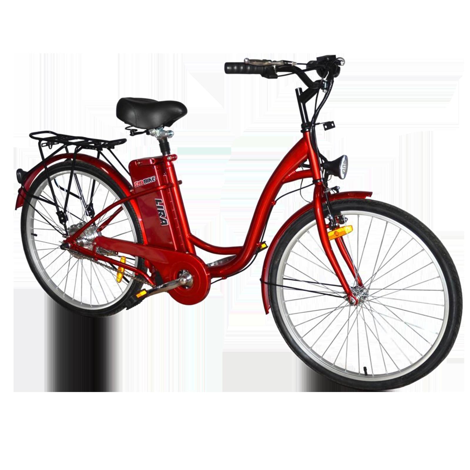 Електровелосипед Lira 36V 350W
