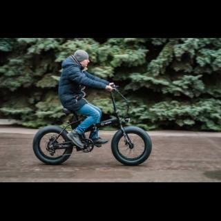 JOY FAT 48V 500W складний електровелосипед з акумулятром 10Ah