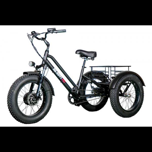 Happy FAT 48V 500W електровелосипед