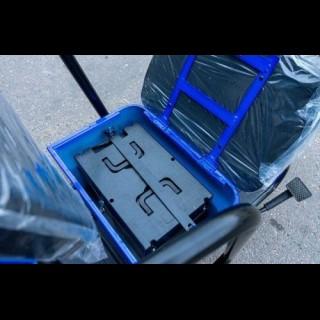 VEGA Help 60V 650W триколісний вантажний електроскутер