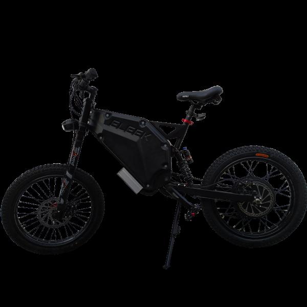 City Adrenalin 72V 3000W электровелосипед с аккумулятром 50Ah
