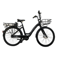Ofo 36V 350W електровелосипед з акумулятором 9,6Ah / 14,4Ah