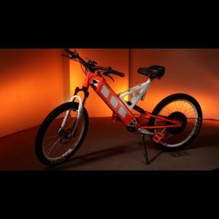 Електрокомплект для велосипеда 48В 1500Вт безредукторний з літій-іонним акумулятором Boston Swing 21,2Ah