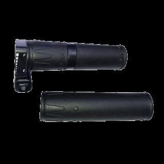Ручка газу 36/48В грипшифт з індикатором та кнопкою