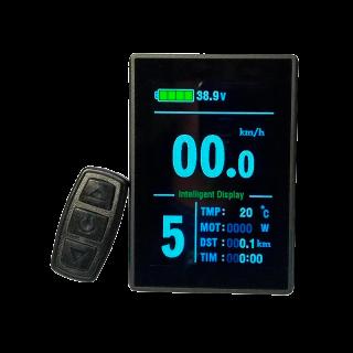 Дисплей LCD-8S для електровелосипеда
