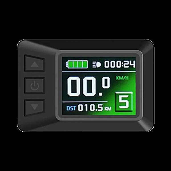 Дисплей LCD-7 для електровелосипеда