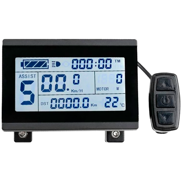 Дисплей LCD-3 USB для електровелосипеда