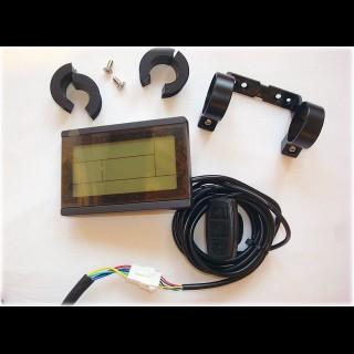 Дисплей LCD-3 USB для электровелосипеда