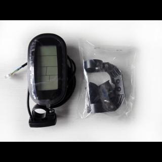Дисплей LCD-6 USB для электровелосипеда