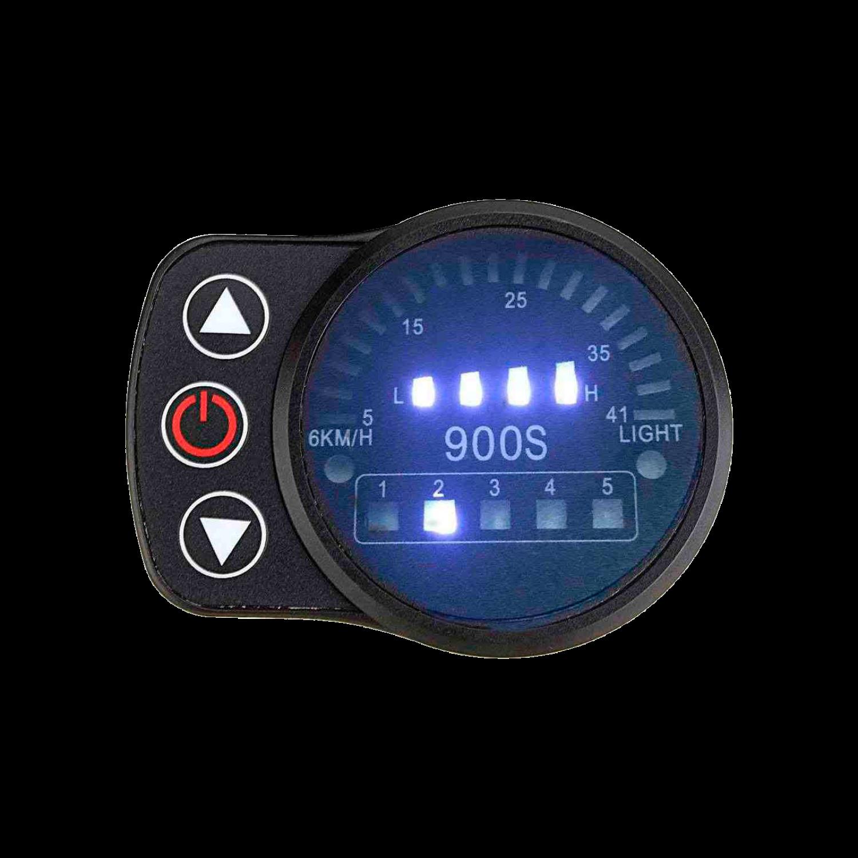 Дисплей LED-900S для электровелосипеда