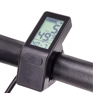 Дисплей LCD-4 для електровелосипеда