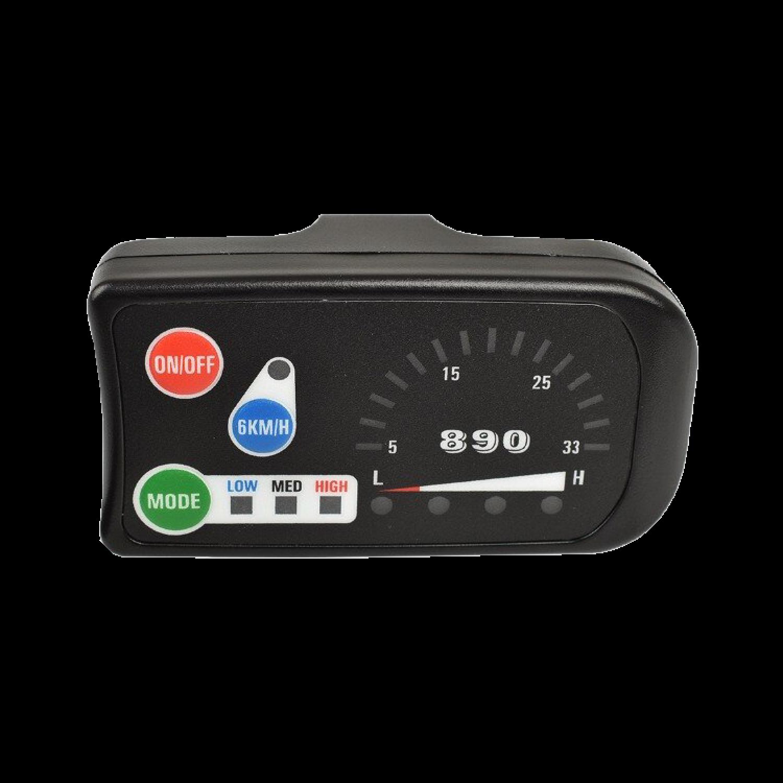 Дисплей LED-890 для электровелосипеда