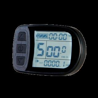 Дисплей LCD-5 USB для електровелосипеда
