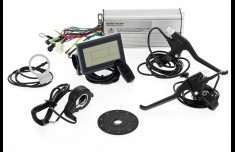 48В 750Вт FAT + акб 12,8Ah Panasonic редукторний електрокомплект