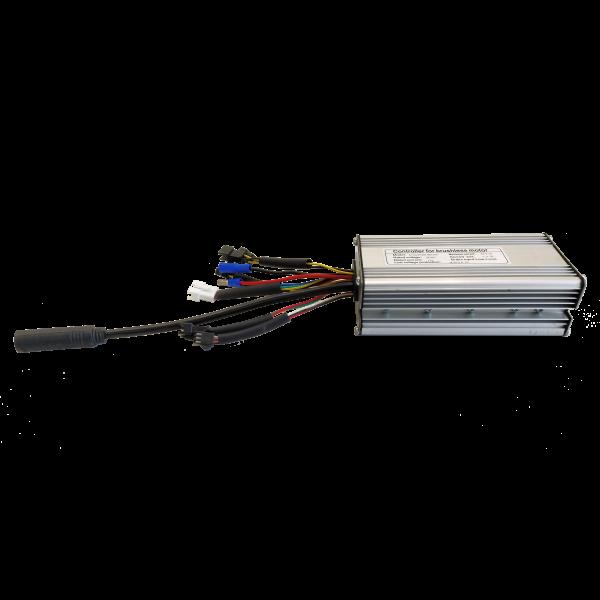 36В 500Вт LED, LCD контроллер для электровелосипеда