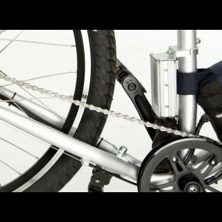 48В 500Вт LED, LCD контролер для електровелосипеда