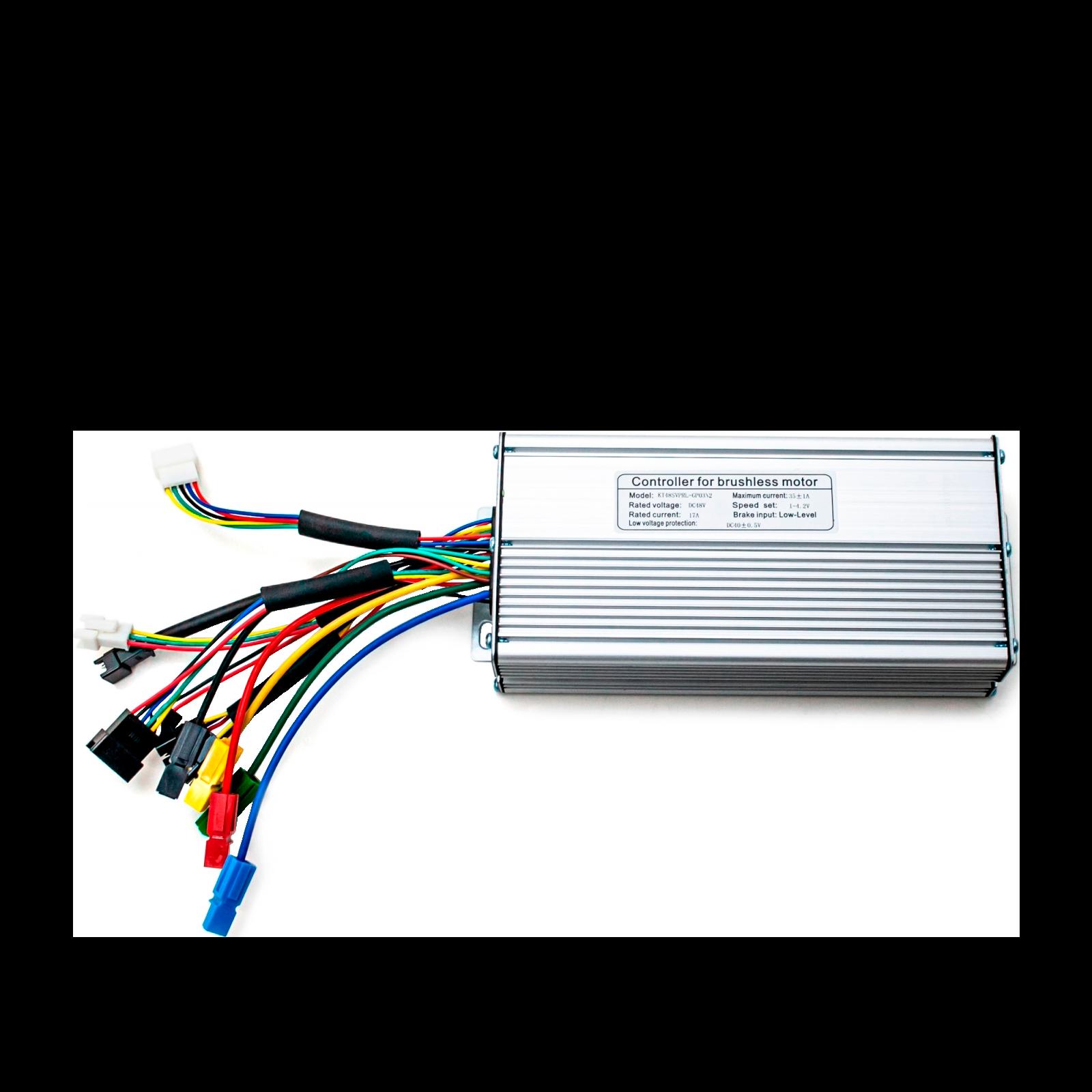 48В 1500Вт LCD контролер для електровелосипеда