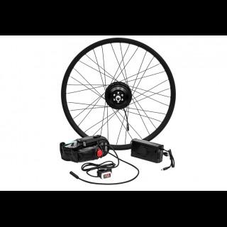 Електрокомплект для велосипеда 48В 350Вт редукторний з літій-іонним акумулятором Boston Swing 5,3Ah