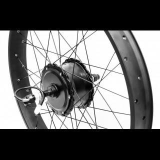 Електрокнабір для велосипеда 48В 750Вт FAT редукторний з літій-іонним акумулятором Panasonic 19,2Ah