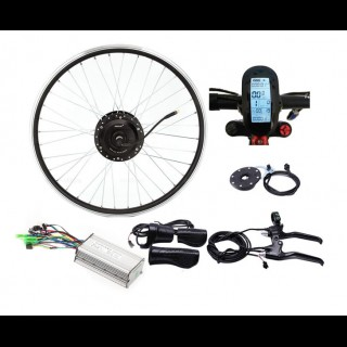 MXUS XF15F/R/С 400Вт редукторний мотор для велосипеда