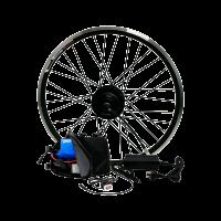 Електрокомплект для велосипеда MXUS 36В 350Вт редукторний з літій-іонним акумулятором Boston Swing 10,6Ah
