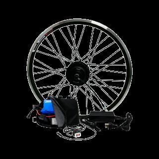 Электронабор  для велосипеда 36В 350Вт MXUS редукторный с литий-ионным аккумулятором Boston Swing 10,6Ah