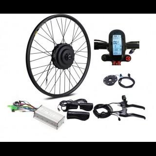 MXUS XF19R 500Вт редукторний мотор для велосипеда