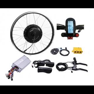 MXUS XF39/40 500Вт безредукторний мотор для велосипеда