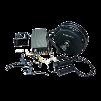 Електрокомплект для велосипеда 72В 5000Вт GP безредукторний з прямим приводом