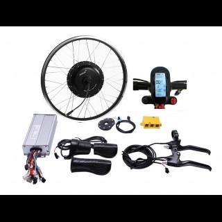 MXUS XF39/40 48-60В 750Вт безредукторный мотор для велосипеда
