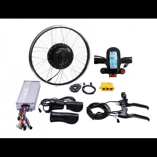 MXUS XF39/40 48-60В 750Вт безредукторний мотор для велосипеда